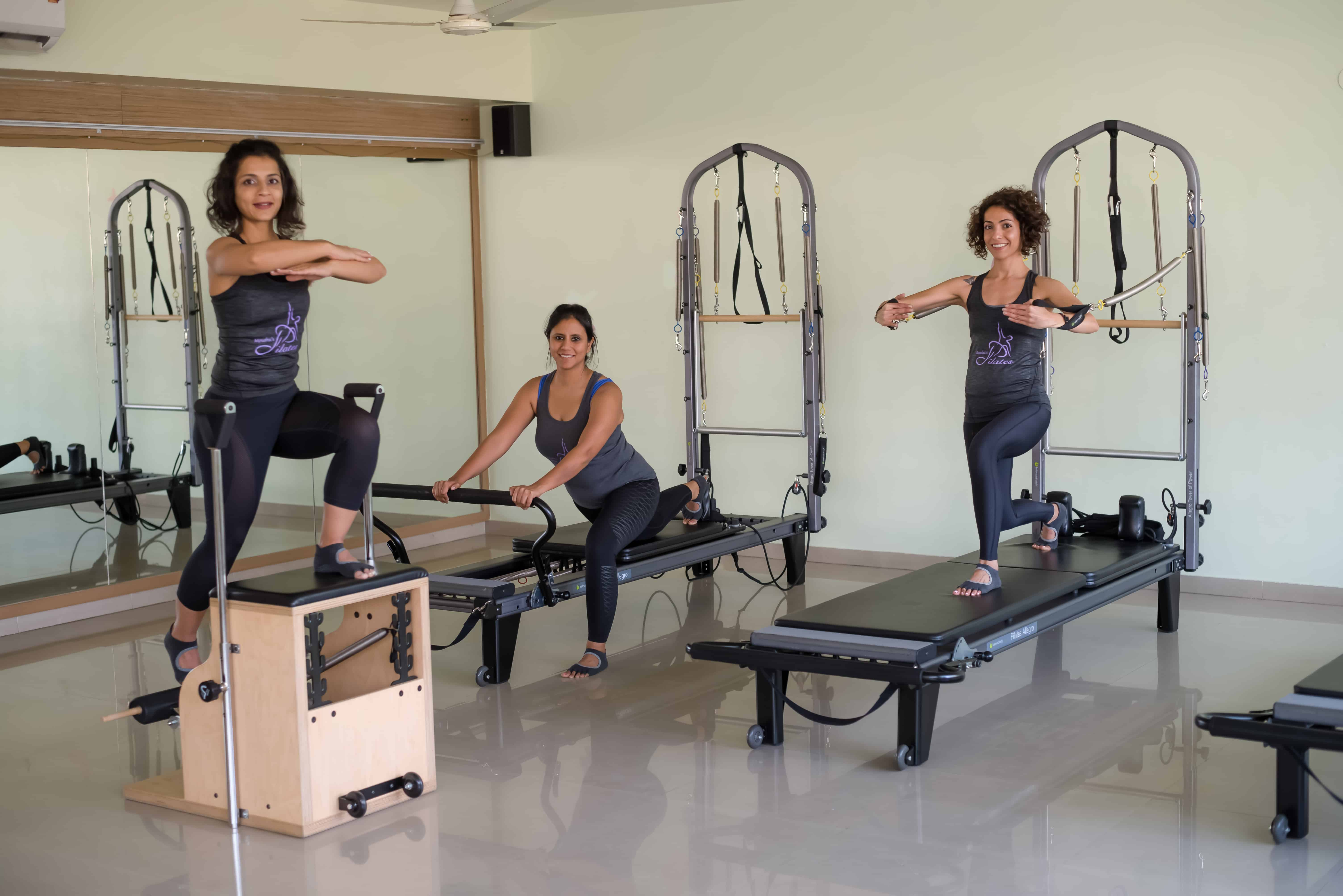Chair, Reformer and Tower