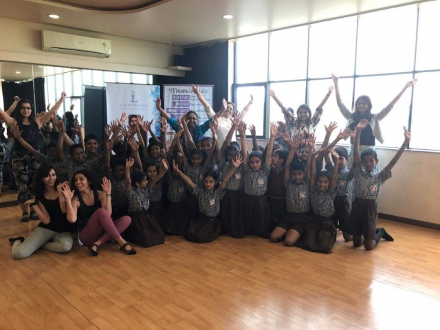 Feb 9, 2020: Kindness Project with Lighthouse